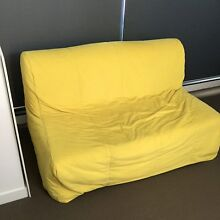 IKEA Lycksele Sofa Bed 2 seater USED pick up CBD Docklands Melbourne City Preview