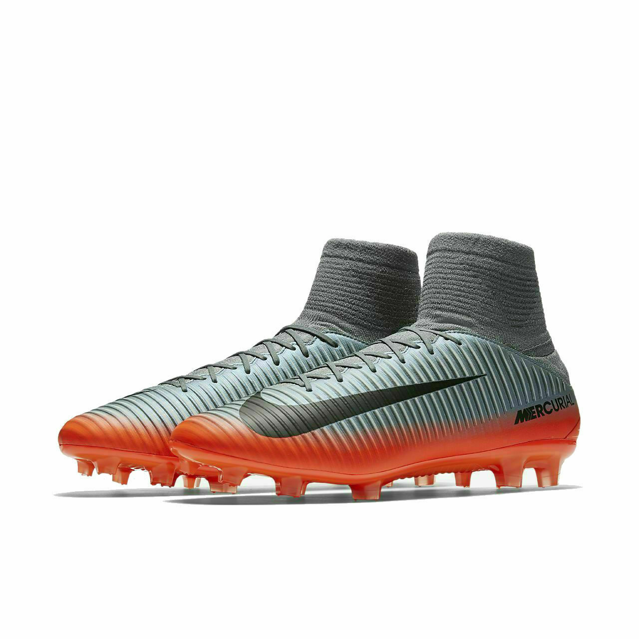 Visible Mirilla atmósfera  Nike Mercurial Victory VI 6 Cr7 FG Ronaldo Grey Men Soccer Shoes 852528-001  9.5 for sale online | eBay