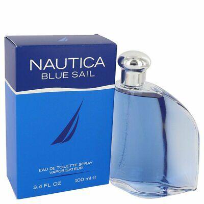 Nautica Blue Sail M 3.4oz / 100ml EDT Spray New In Box