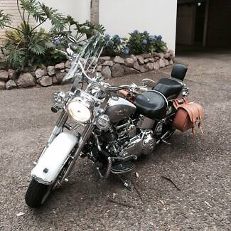 Good ConditionSoftail Delux 1584
