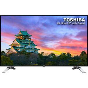 Toshiba 55U6663DB 55 Inch Smart LED TV 4K Ultra HD Freeview HD 4 HDMI New