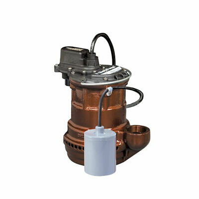 Liberty Pumps 243 Wide Angle Float 1/4 HP Submersible Sump P