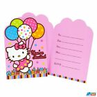 Hello Kitty Birthday, Child Greeting Cards & Invitations