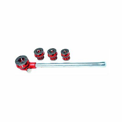 Ridgid 36355 38-inch-to-1-inch Manual Exposed Ratchet Threader Set
