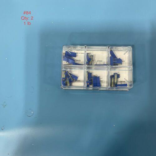 """BOURNS H-863 Trimpot DESIGN KIT 3006 - 3/4"""" rectangular potentiometer"""