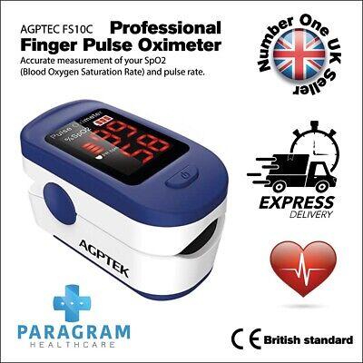 NHS Approved Finger Pulse Oximeter Sensors