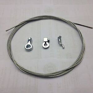 NEW UNIVERSAL LAWNMOWER /GARDEN MACHINERY DRIVE CABLE / CLUTCH CABLE KIT