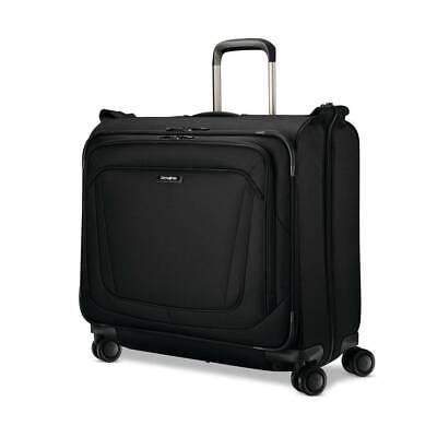 Samsonite Luggage Silhouette 16 Duet Spinner Garment Bag Black Valpack