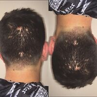 Mens Complete Haircut for 15$