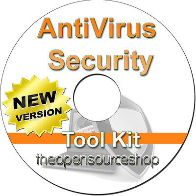 Antivirus Security Toolkit - Secure Your PC or Mac Against Computer Virus Threat ()
