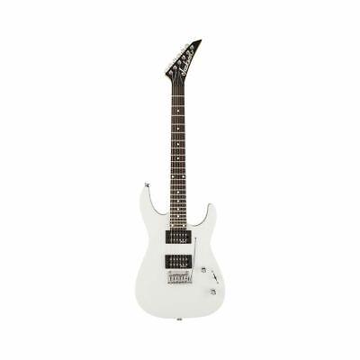 Jackson JS12 DINKY Rw 24 Frets Blanco - Guitarra Eléctrica