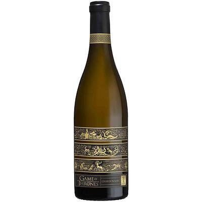 Game of Thrones Chardonnay!  WINTER IS HERE!! **12 BOTTLES**