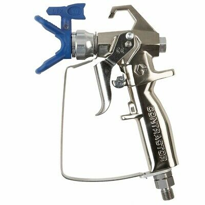 Genuine Graco Contractor Airless Spray Gun 2 Finger Trigger Rac X 517 Switchtip