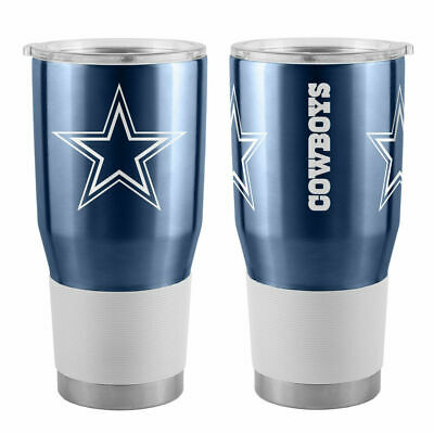Dallas Cowboys NFL 30 oz Ultra Travel Tumbler