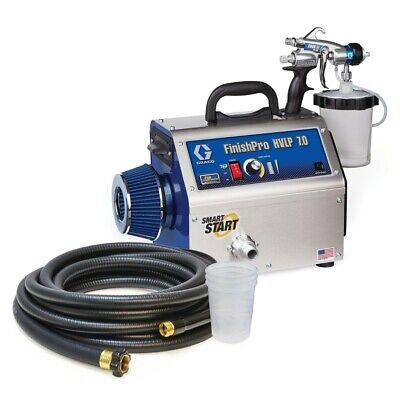 Graco Finishpro Hvlp 7.0 Procontractor Series Sprayer - 17n265