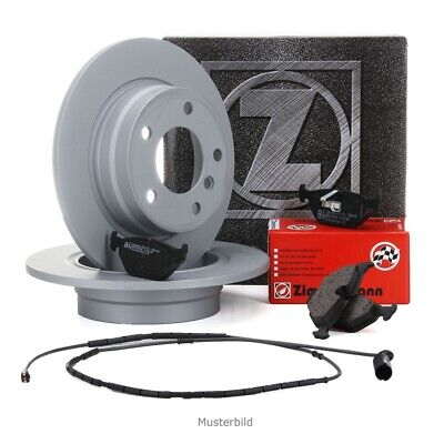 für 305mm Bremsscheiben System BOSCH Bremssattel hi.re Opel Movano 00