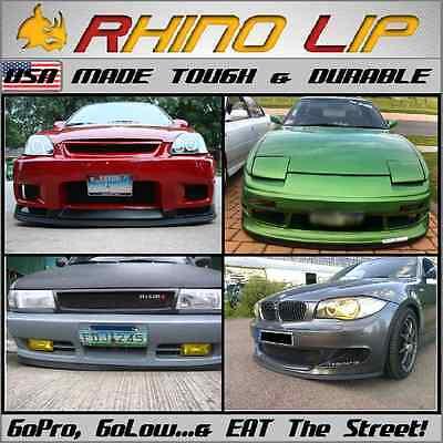 Shuanghuan Auto Noble Wheego Whip Whego LiFe RhinoLip® Flexible Rubber Chin Lip