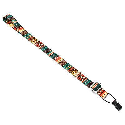 1*For Ukulele Guitar  Adjustable Nylon Ukulele Strap Sling With Hooks Traditiona
