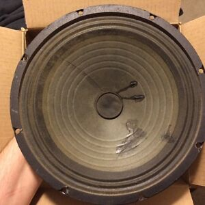 3 speakers 2-cts alnico fender super reverb 1-12 inch warehose f