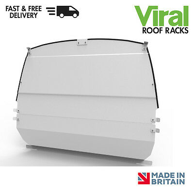 VW Transporter T5 T6 2002-Present Van Guard Mid Bulkhead Solid Twin Side Doors