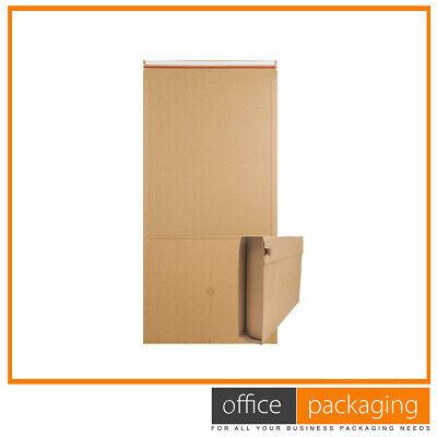 Premium C5 Size Book Wrap Bukwrap Mailer Postal Boxes 460x335x100mm Pack of 800