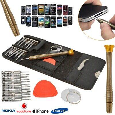 29 IN 1 SCREWDRIVER SET MOBILE PHONE REPAIR TOOL KIT FOR IPHONE SAMSUNG IPAD UK