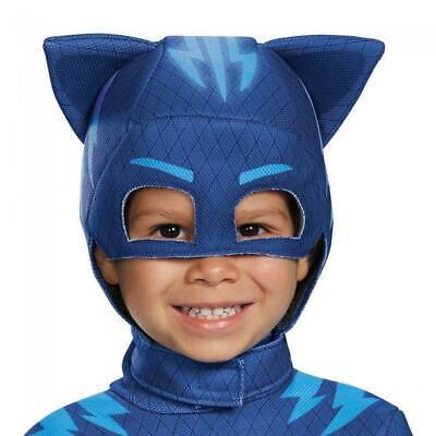 Catboy Deluxe Mask ONLY PJ Masks Disney superhero kids boys Halloween costume