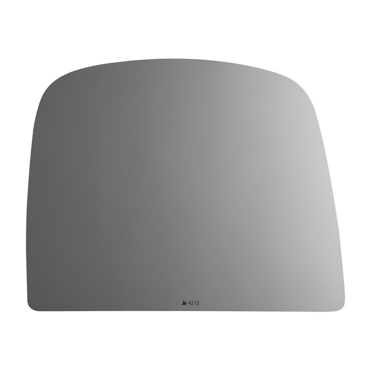 New Upper Flat Passenger Side Replacement Mirror Glass For 08