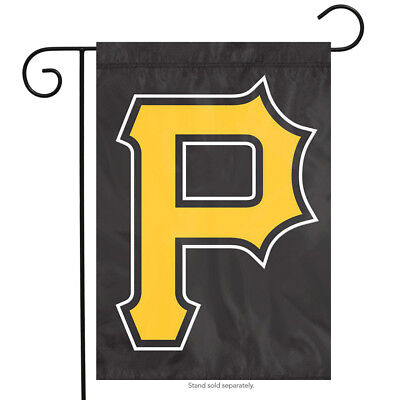 Pittsburgh Pirates Licensed MLB Garden / Window Flag Baseball 10.5