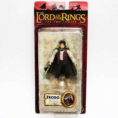 Light Up Ring Box (Toybiz Lord of the Rings The Two Towers Frodo w Light Up Sword BRAND NEW IN BOX)