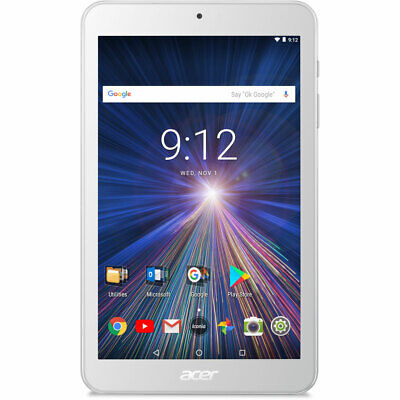Acer Iconia One 8 B1-870 Tablet (MediaTek 8167 Cortex A35 1.3GHz Processor, 1 GB