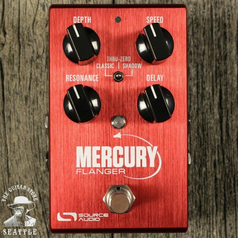 Used Source Audio Mercury Flanger