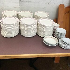 Dining plates 3 for $1 Brunswick Moreland Area Preview