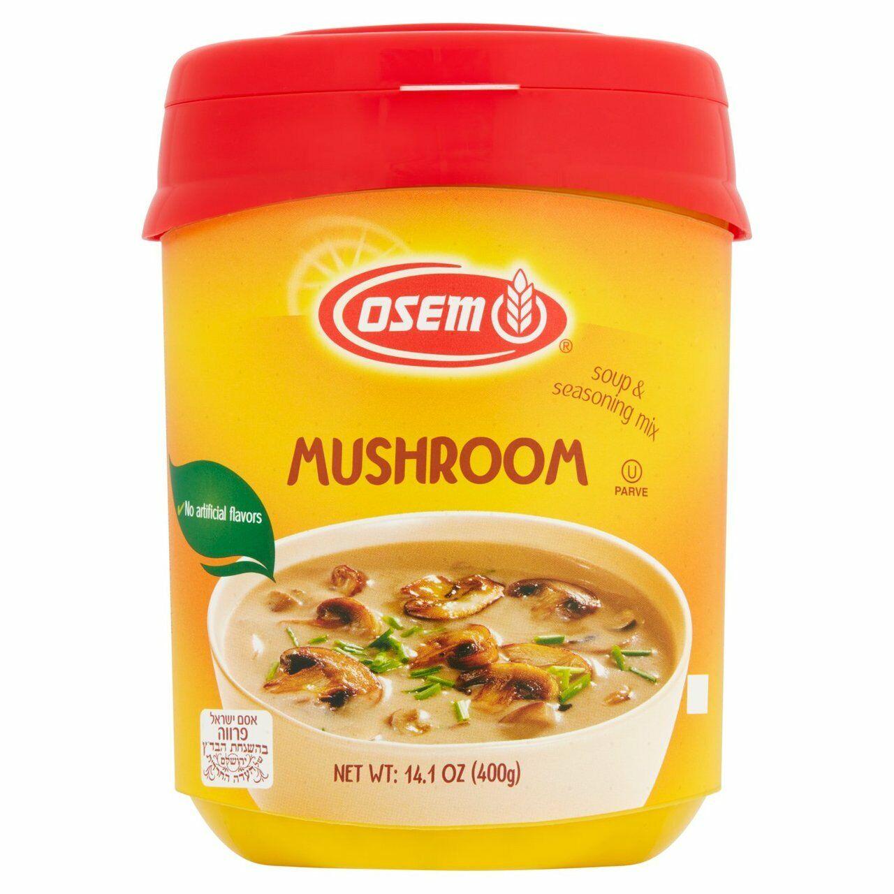 Osem Fungo Zuppa E Stagionatura Mix 400g 398ml Kasher