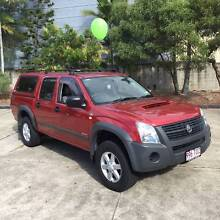 2007 Holden Rodeo 4X4 TURBO DIESEL 5 SPEED MANUAL Ute Currimundi Caloundra Area Preview