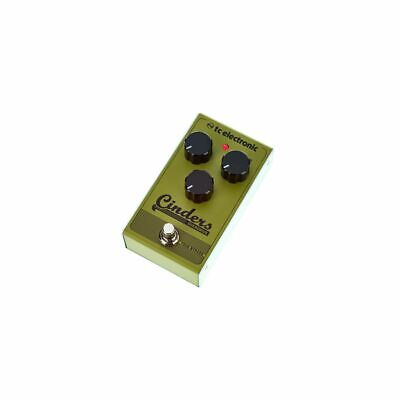 TC Electronic Cinders Overdrive - Effects Pedal Unit