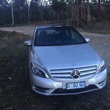 B180 Mercedees  2013 July for sale - still under factory warranty Battery Point Hobart City Preview