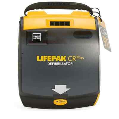 Physio-control Lifepak Cr Plus Aed- Biomed Recertified Excellent Condition