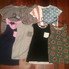Mens Singlets + Tshirts XS-S $5-$10 each
