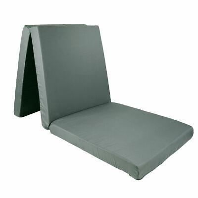 Colchón Plegable Reisematratze Comfort Cama de Invitados, 190 x 60 X 7CM