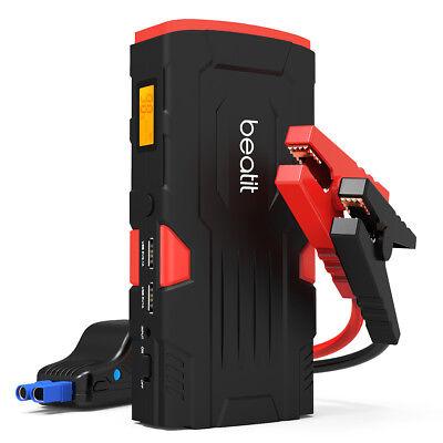 Beatit 800A Car Jump Starter  Portable 12V Booster Battery Charger Power Bank