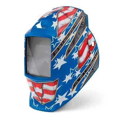 Miller 265709 Helmet Shell Digital Elite Stars And Stripes Iii