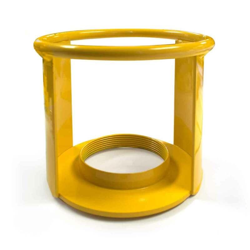 Acetylene Cylinder Regulator Protector Safety Cap 3-1/2 x 11