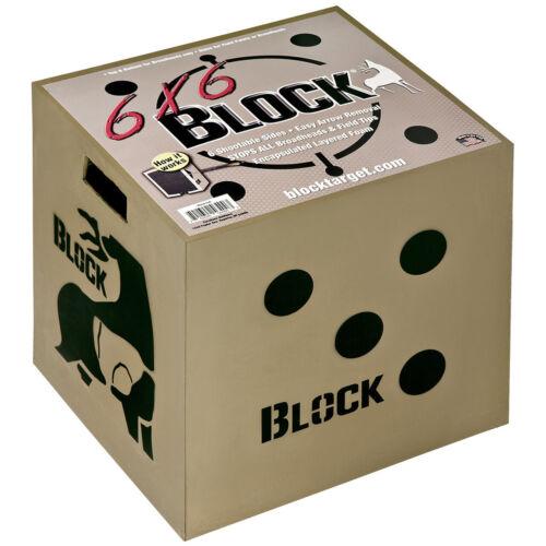 Freeship - Block 6x6 Target