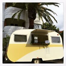 Betsy The Vintage Caravan - original 1957 Skyline Caravan $13000 St Kilda Port Phillip Preview
