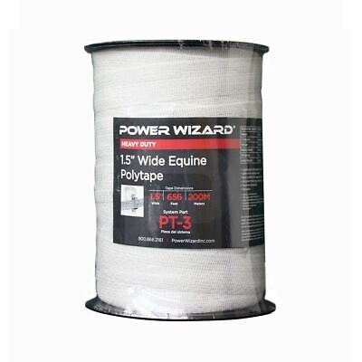 Agratronix Poly-tape 1.5in Wide 656ft200m Electric Fence Pt-3
