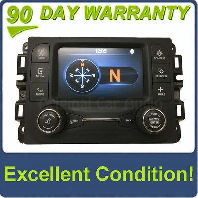 2013 - 2016 Dodge Ram Truck Uconnect Multi Media Radio Bluetooth VP2 RA2 Short for sale  Burnsville