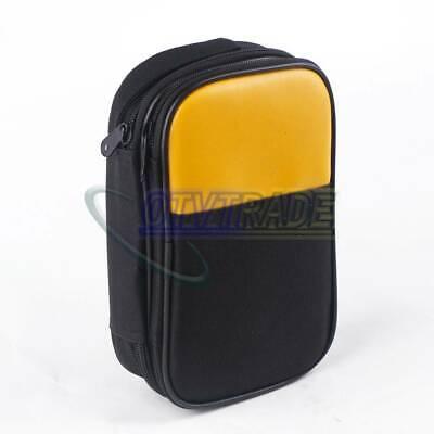 Double Layer Zipper Carrying Case Fluke 52-2 54-2 51-ii 53-ii 705 707 9040 9062