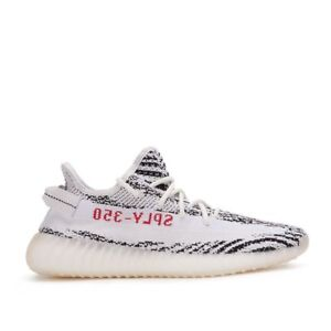 dd66a155596 adidas Yeezy Boost 350 V2 Zebra Men s Athletic Shoes