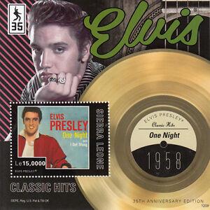 Sierra-Leone-2012-MNH-Elvis-Presley-Classic-Hits-III-1v-S-S-1958-One-Night